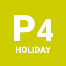 P4 Holiday