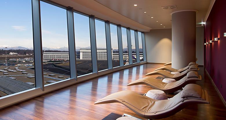 Sala Fumatori Malpensa : Viamilano lounge sale vip aeroporto di linate e malpensa